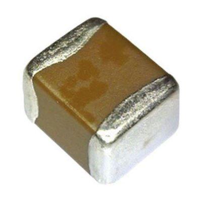 Yageo 0402 (1005M) 100nF Multilayer Ceramic Capacitor MLCC 10V dc ±10% SMD CC0402KRX7R6BB104 (10000)