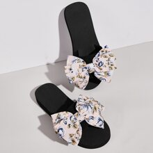 Floral Bow Decor Sliders