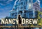 Nancy Drew: Message in a Haunted Mansion Steam CD Key