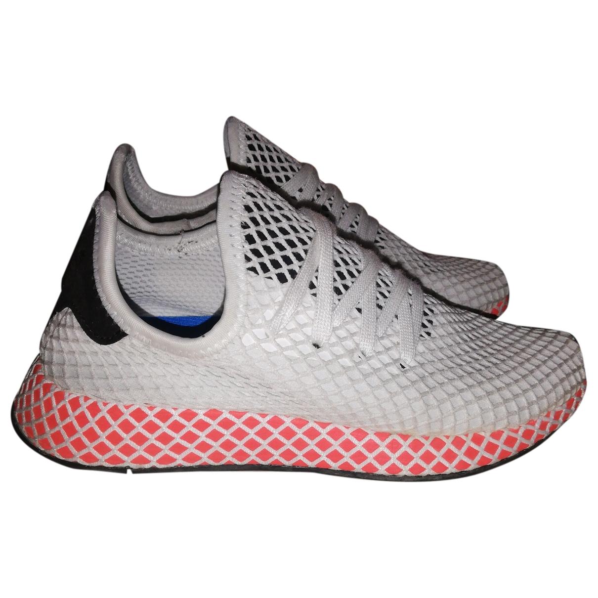 Adidas Deerupt Runner Sneakers in  Bunt Kunststoff