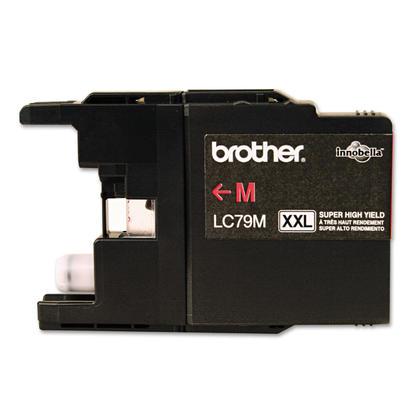 Brother LC79M Original Magenta Ink Cartridge Extra High Yield