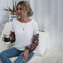 Leopardenmuster  Laessig T-Shirts