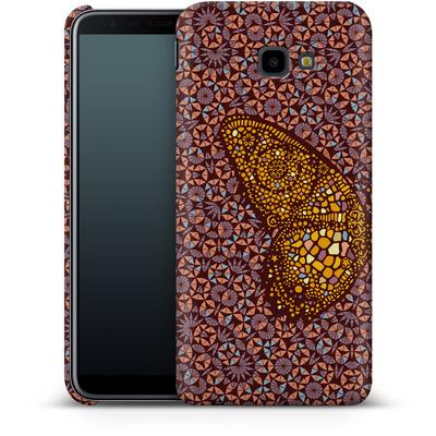 Samsung Galaxy J4 Plus Smartphone Huelle - Metamorphosis von Daniel Martin Diaz