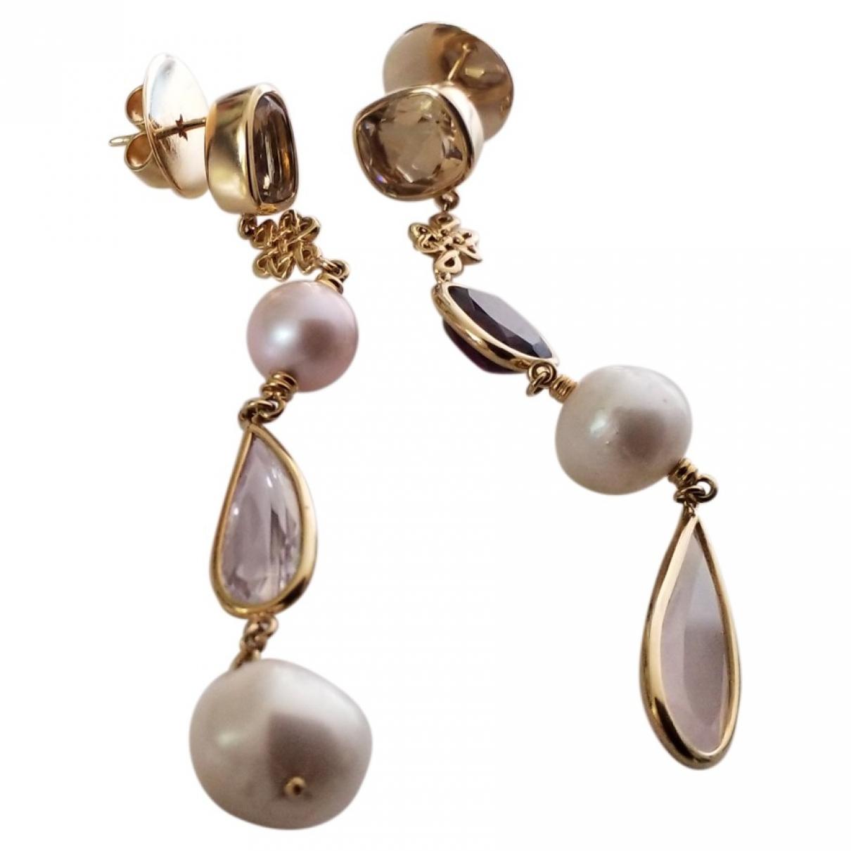 H. Stern \N Yellow Yellow gold Earrings for Women \N