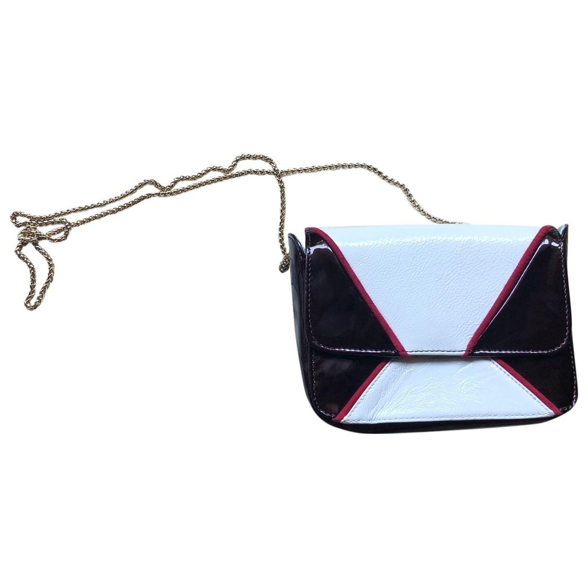 Heimstone \N Handtasche in  Bunt Leder