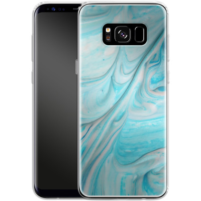 Samsung Galaxy S8 Silikon Handyhuelle - Hawaii von Benn Dover