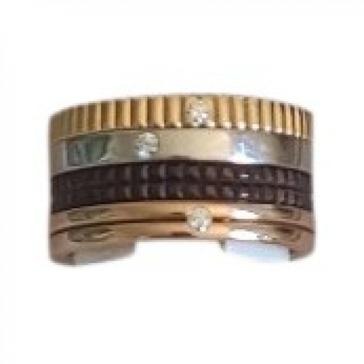 Boucheron Quatre Gold Yellow gold ring for Women 55 MM