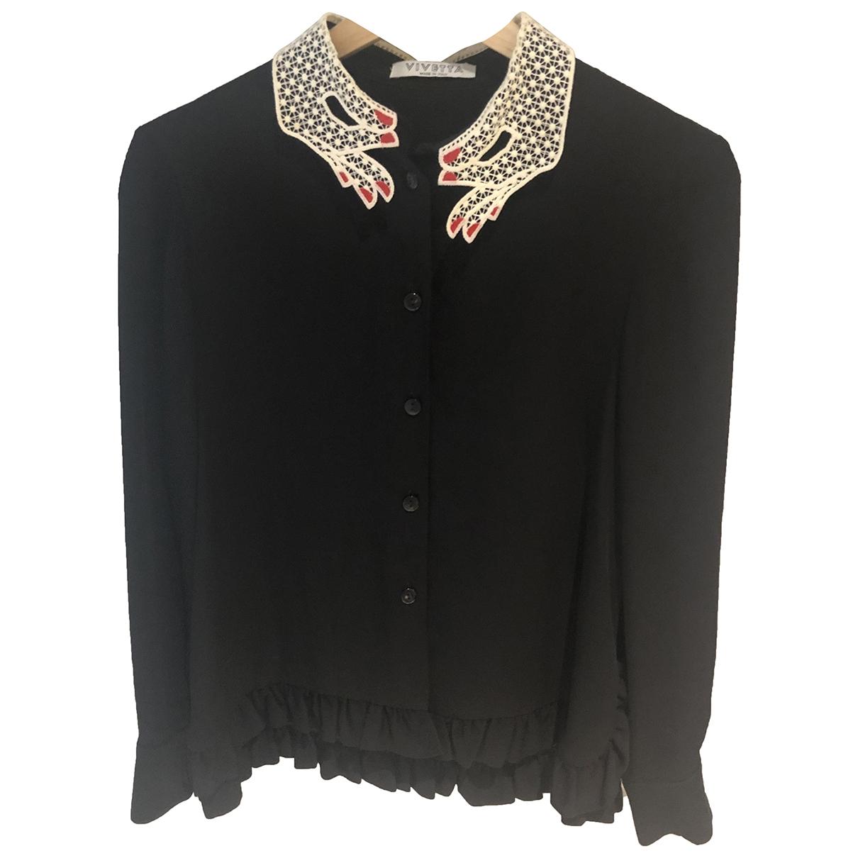 Vivetta \N Black  top for Women 36 IT