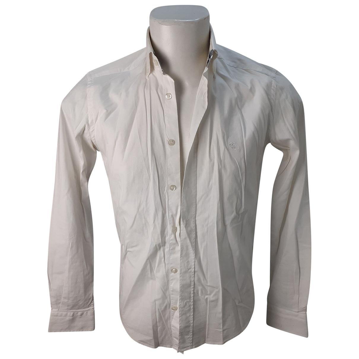 Burberry \N Hemden in  Weiss Baumwolle