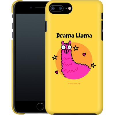 Apple iPhone 7 Plus Smartphone Huelle - Drama Lama von Flossy and Jim