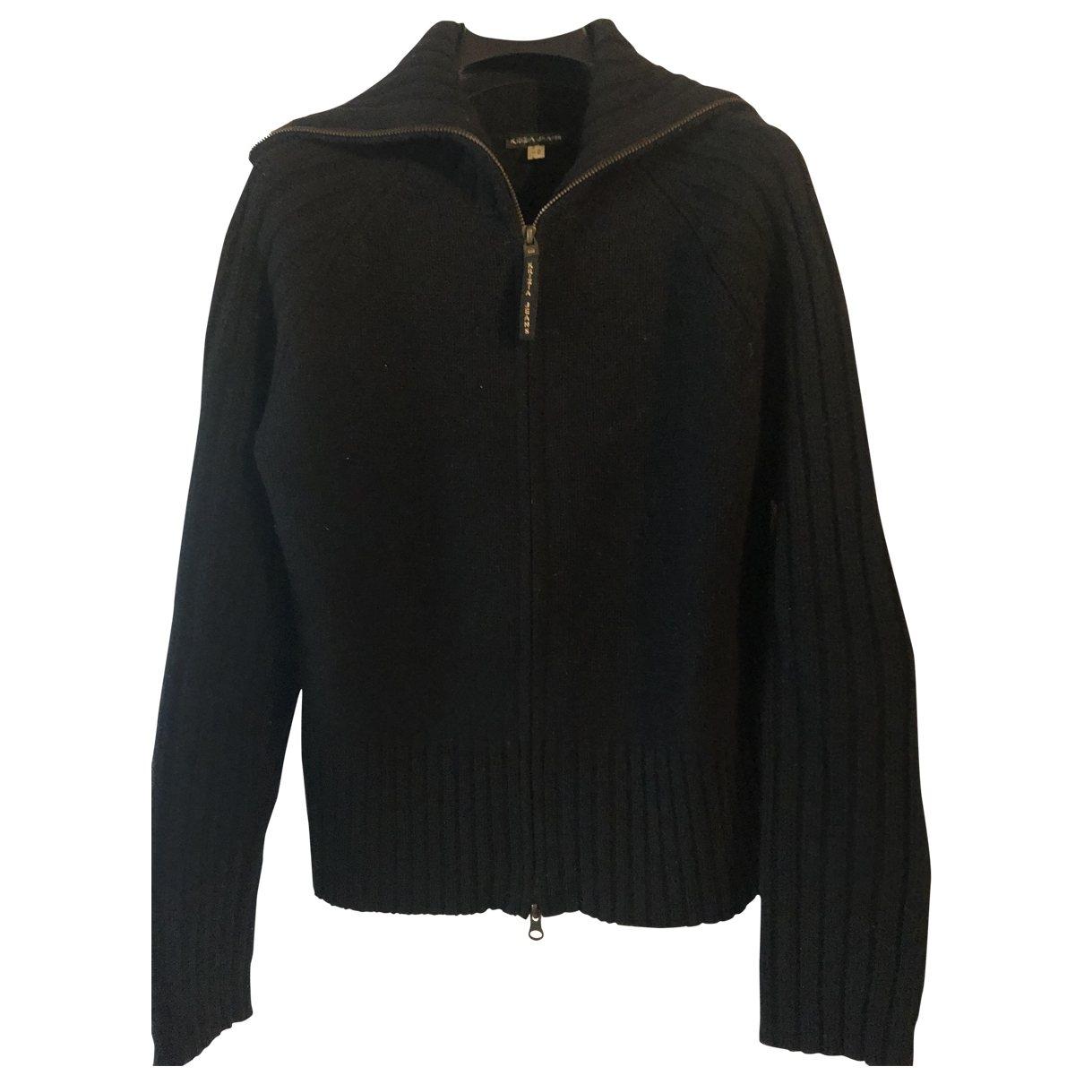 Krizia - Pull   pour femme en laine - noir