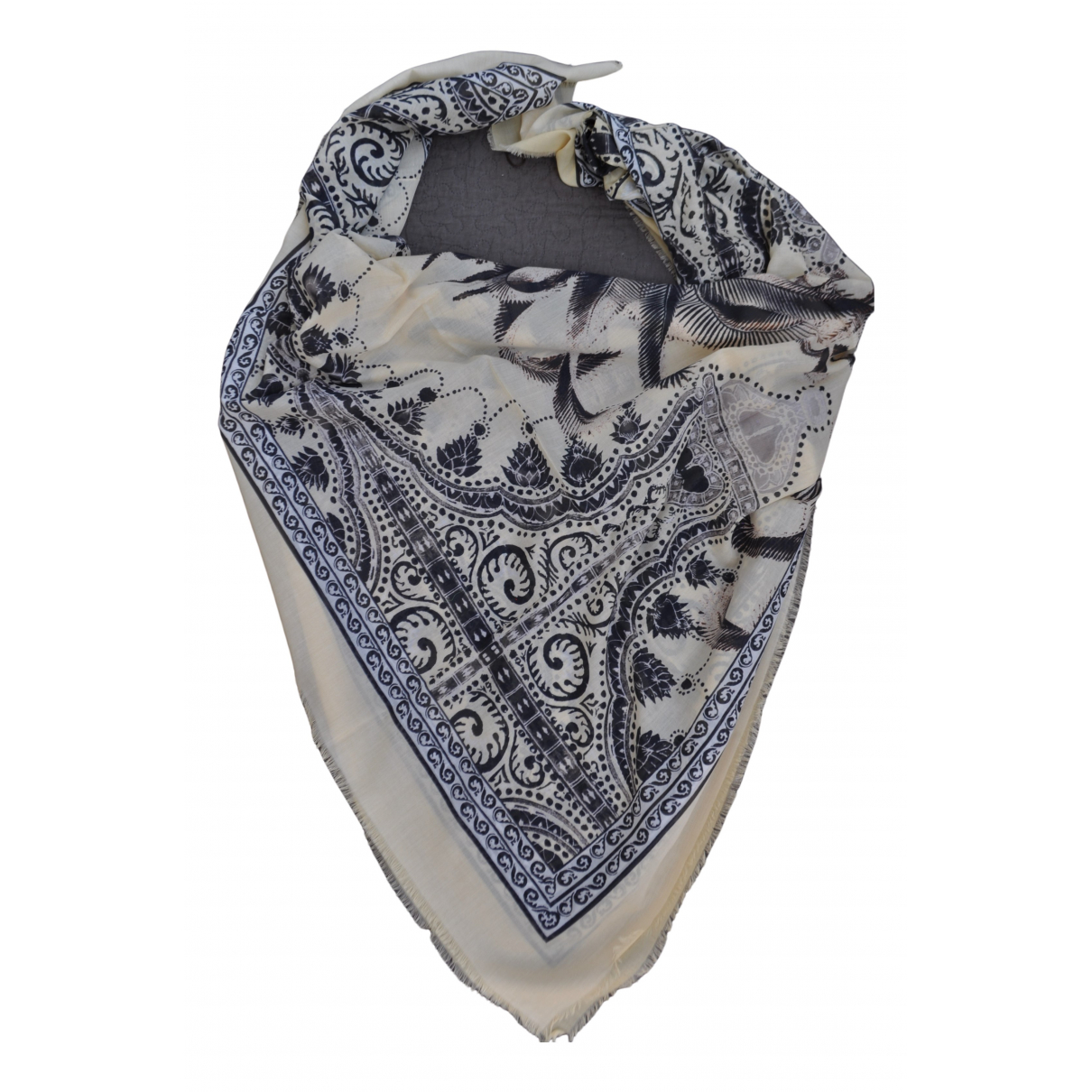 Gucci \N Cotton scarf for Women \N