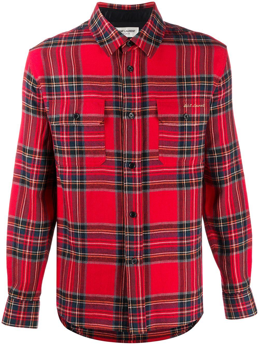 Camicia In Tartan