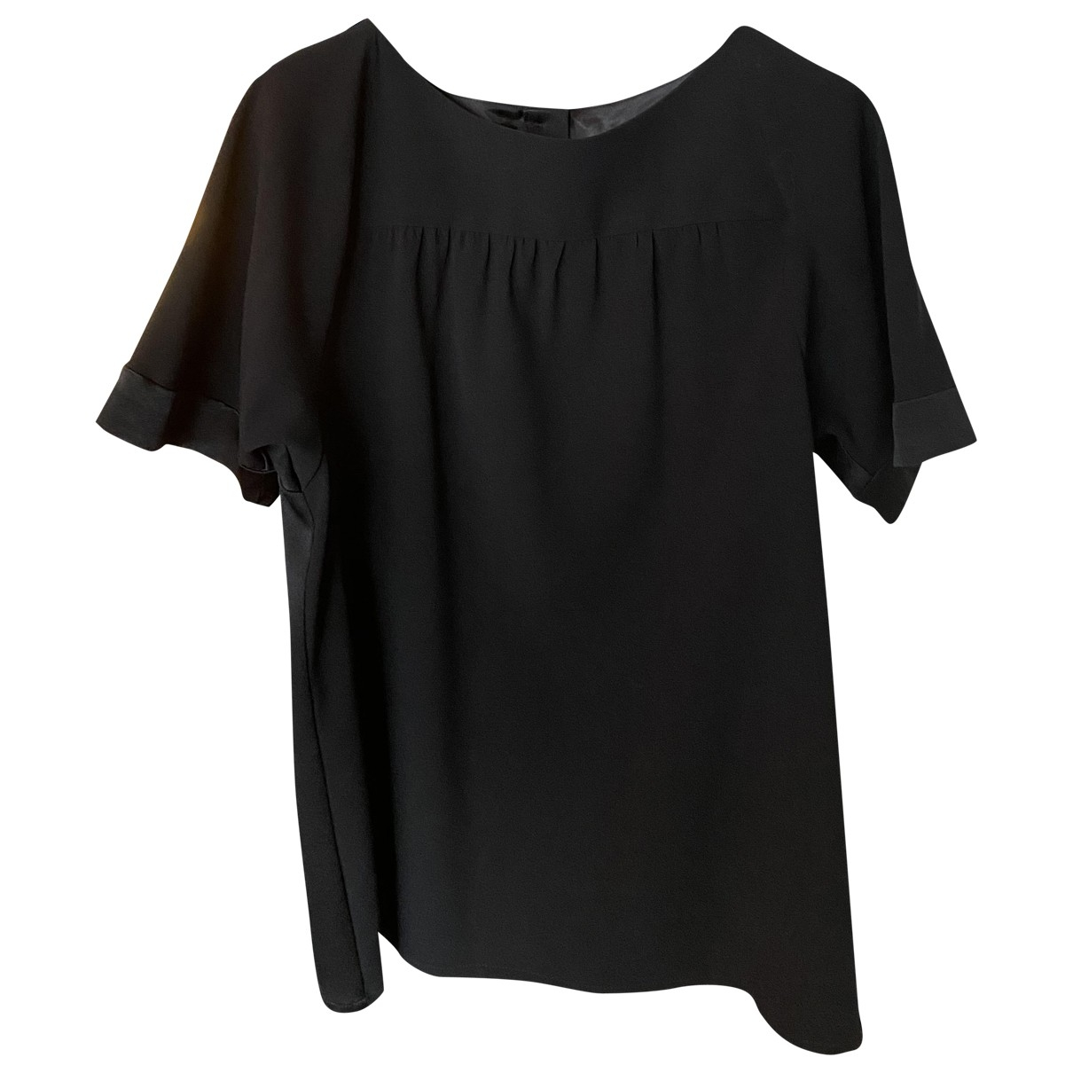 Marc By Marc Jacobs \N Black Silk  top for Women M International