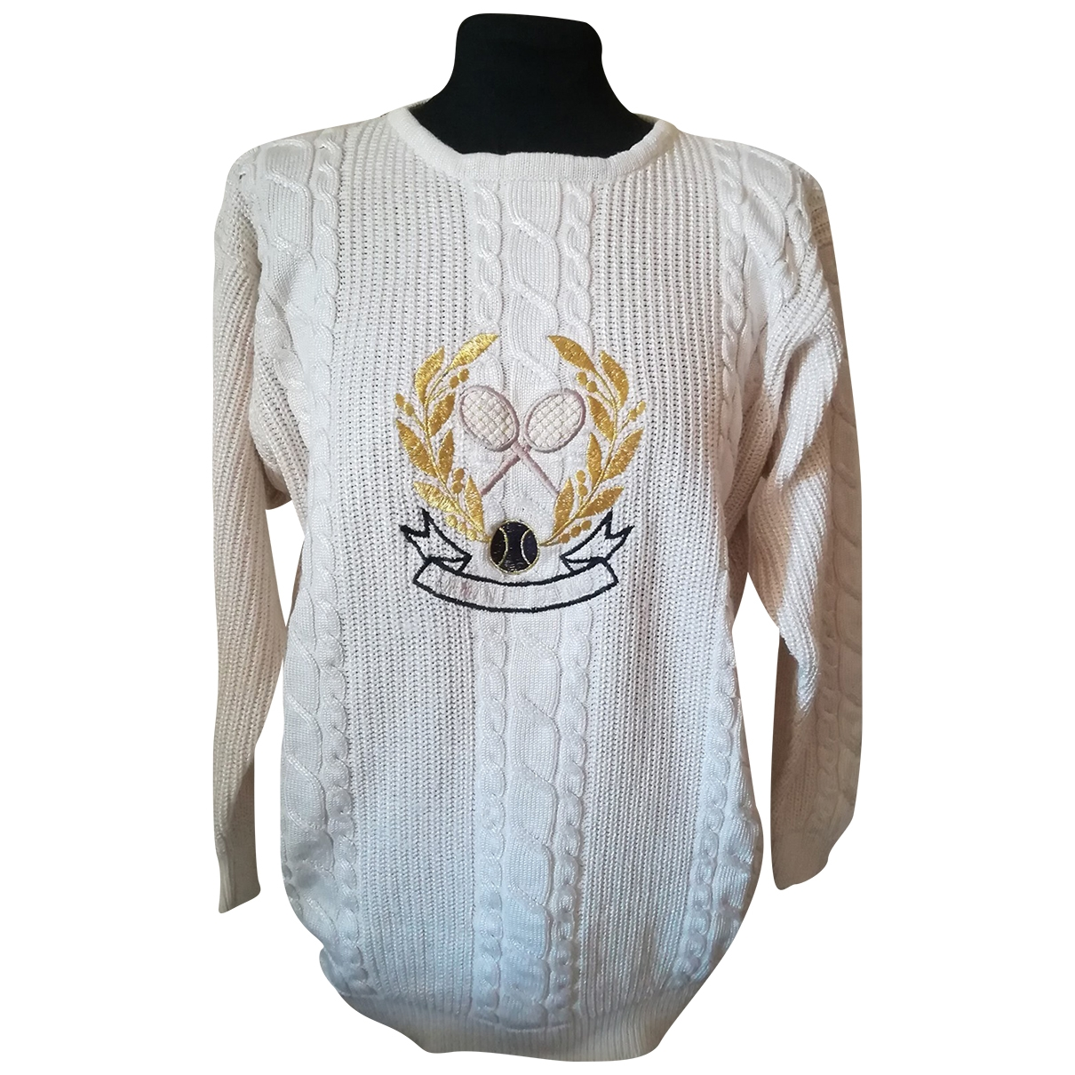 Non Signé / Unsigned \N Cotton Knitwear for Women L International