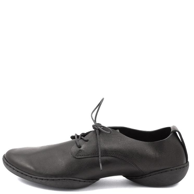 Trippen, Pot m Cups Men's Lace-up Shoes, black Größe 40
