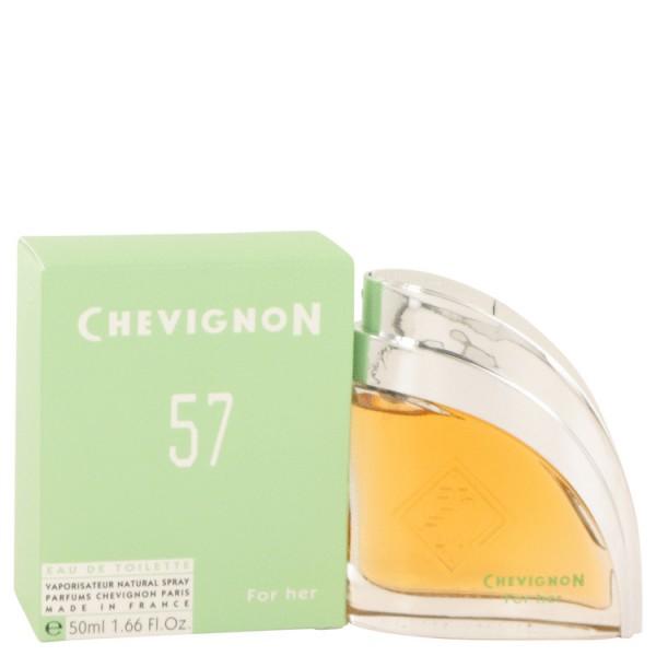 Chevignon 57 - Jacques Bogart Eau de Toilette Spray 50 ML