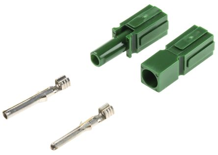Anderson Power Products Heavy Duty Power Connector Kit Male/Female 10A Connector Kit, includes Contact, Housing