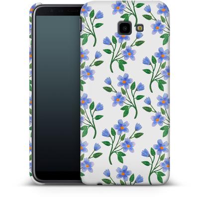 Samsung Galaxy J4 Plus Smartphone Huelle - Fresh Bloom  von Iisa Monttinen