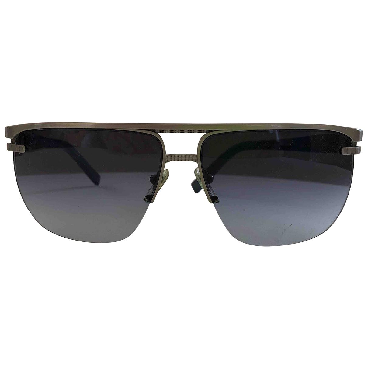 Louis Vuitton \N Silver Metal Sunglasses for Men \N