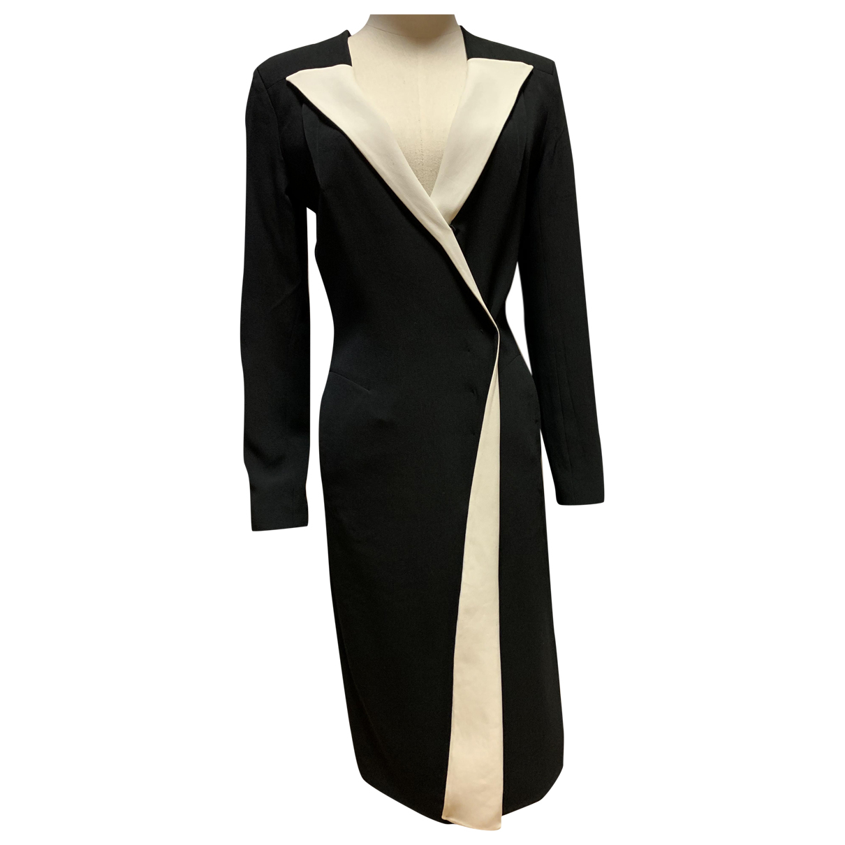 Roland Mouret \N Black dress for Women 40 IT
