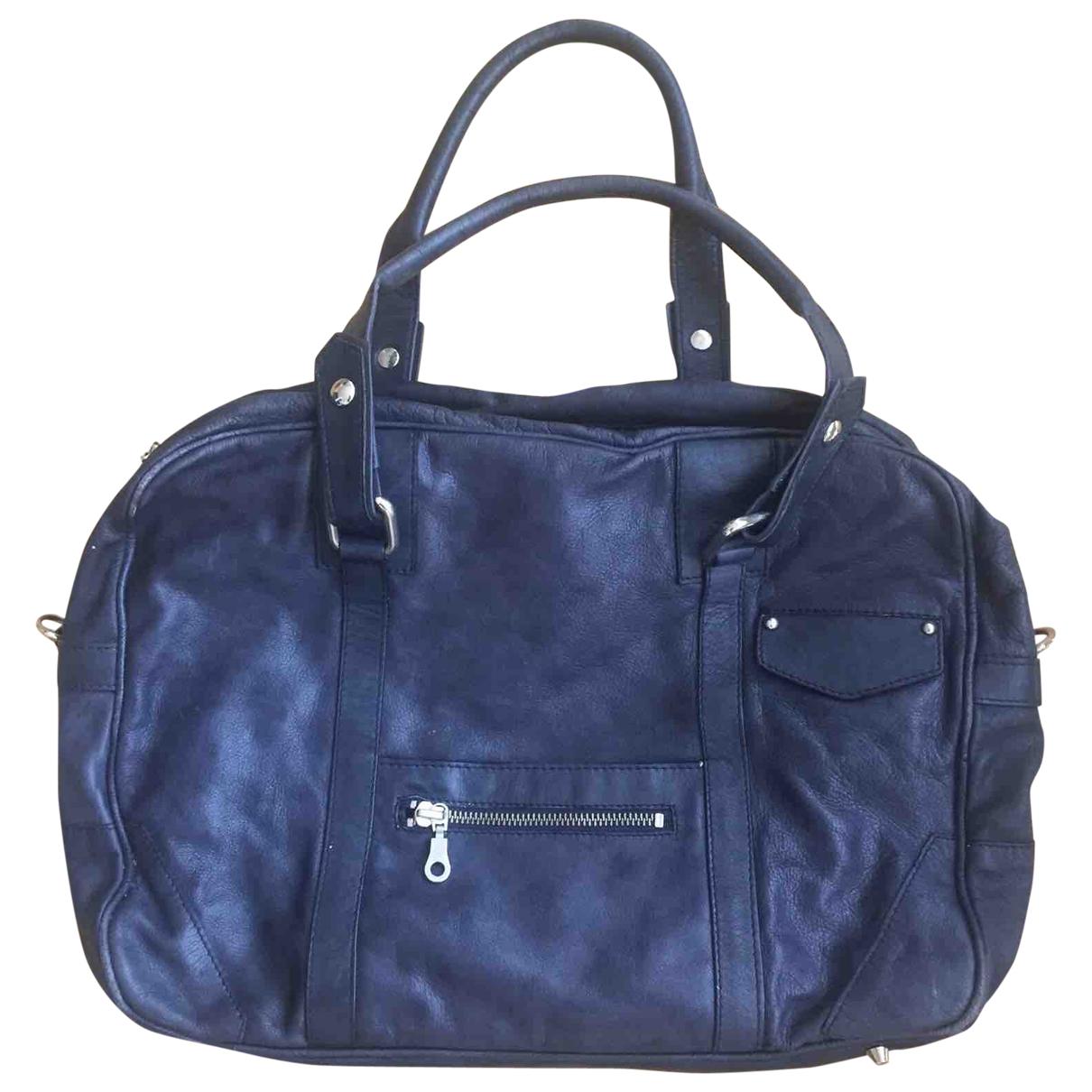 Paul & Joe \N Handtasche in Leder