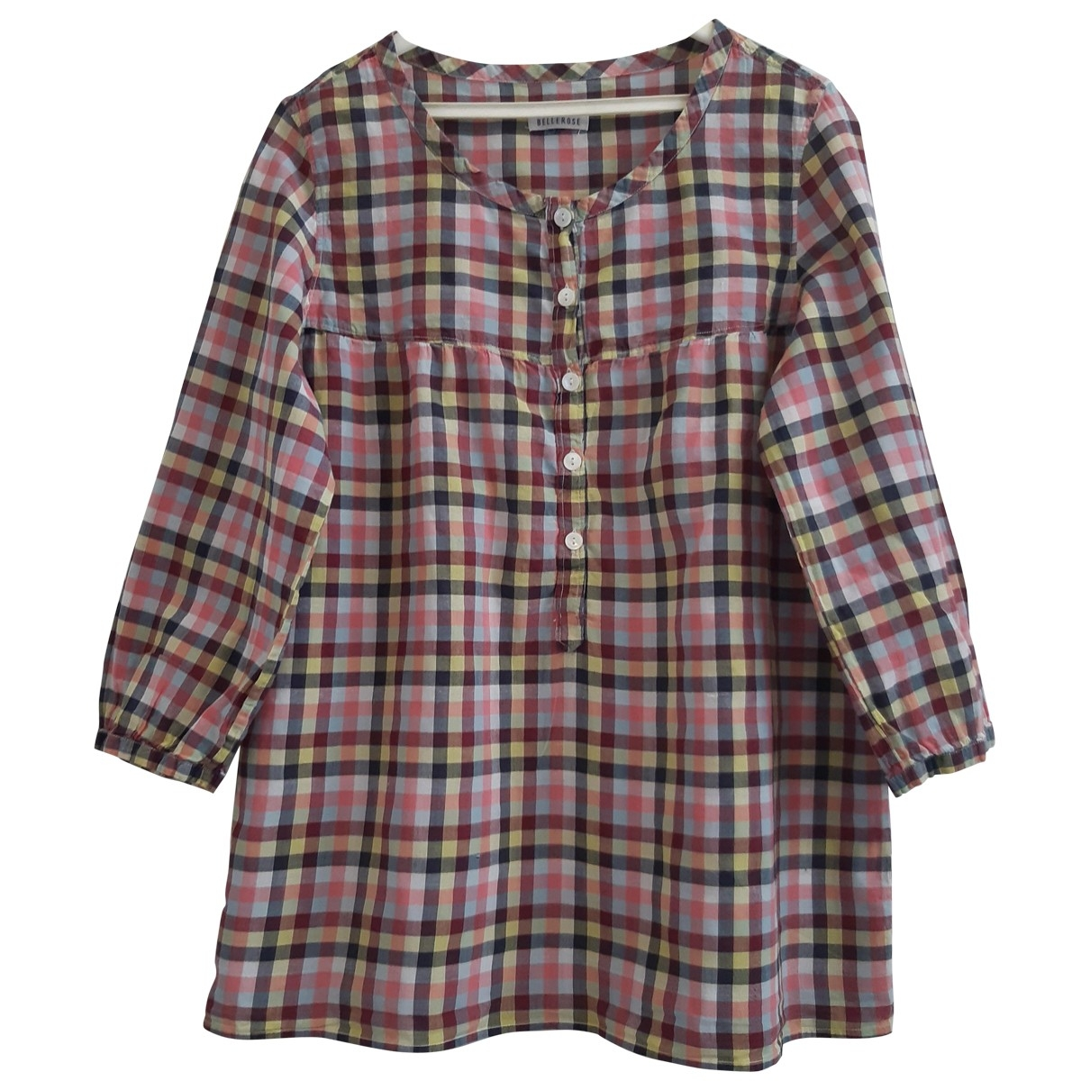 Bellerose \N Multicolour Cotton  top for Women 36 FR