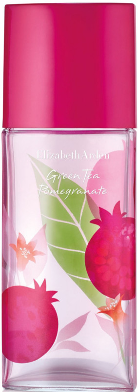 Green Tea Pomegranate Eau de Toilette - 3.4oz