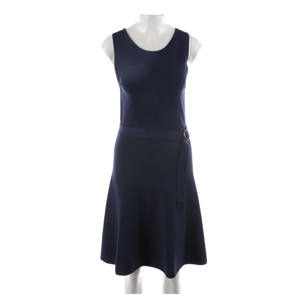 Michael Kors - Robe   pour femme - bleu