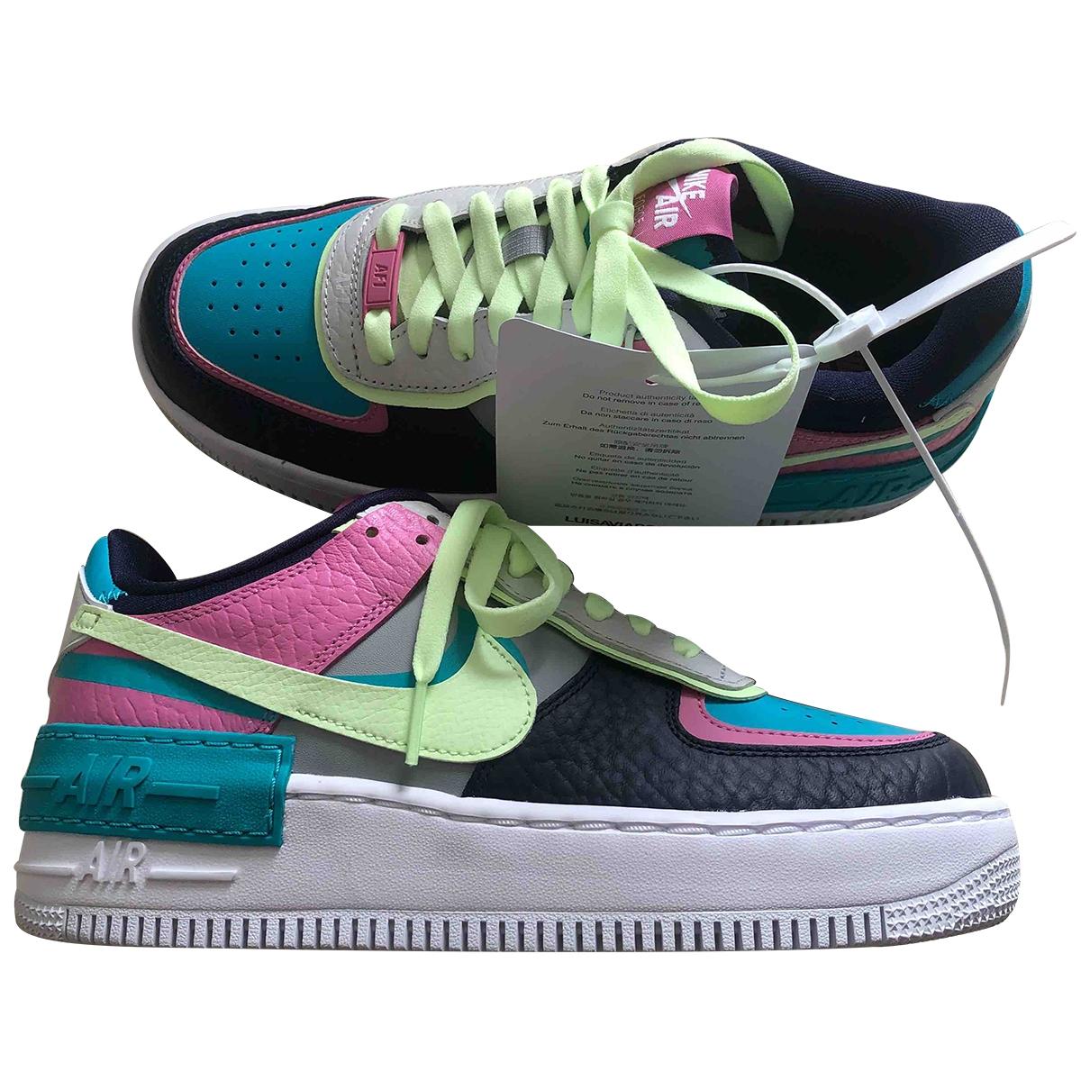 Nike Air Force 1 Sneakers in Leder