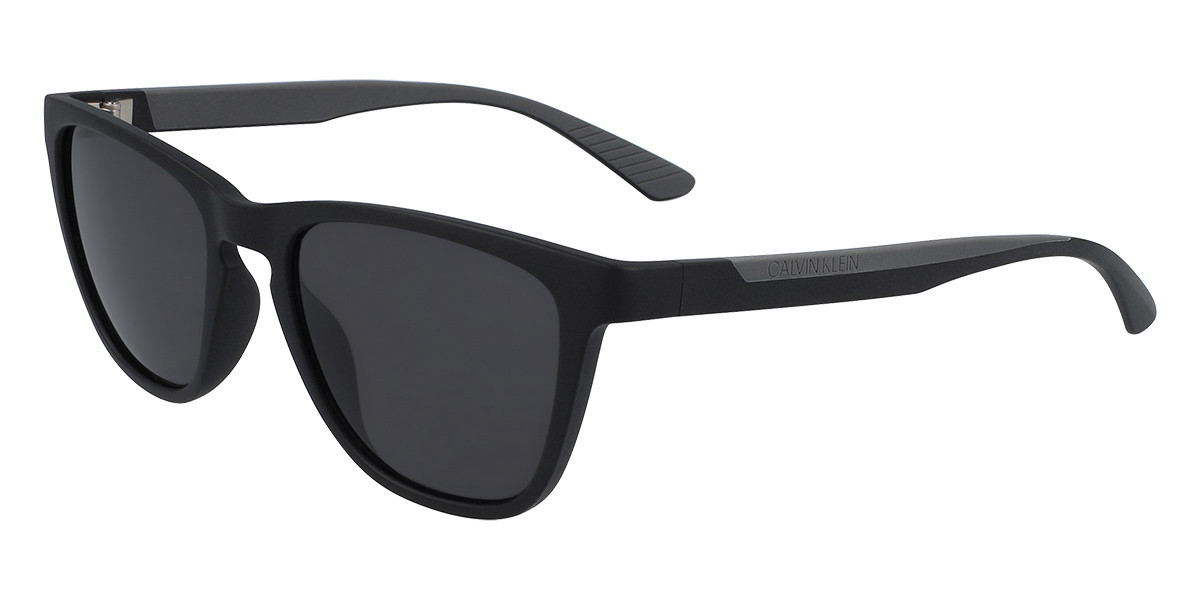 Calvin Klein CK20545S 002 Men's Sunglasses Black Size 53