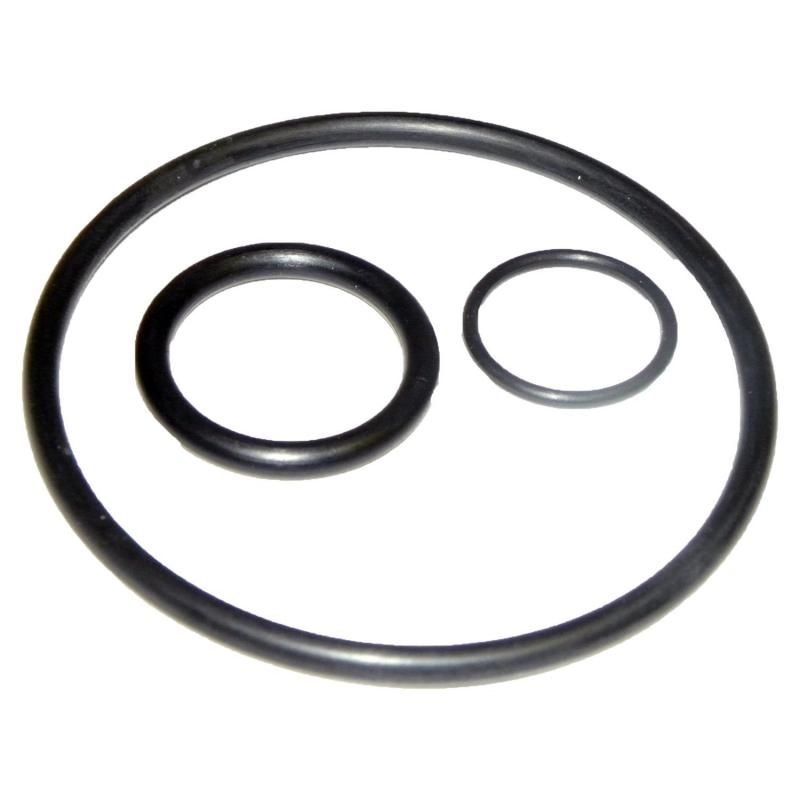 Crown Automotive 4720363 Jeep Replacement Oil Filter Adapter O-Ring Kit for 93-01 XJ Cherokee, ZJ Grand Cherokee w/ 4.0L Jeep