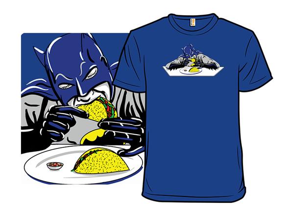 Bat Tacos T Shirt