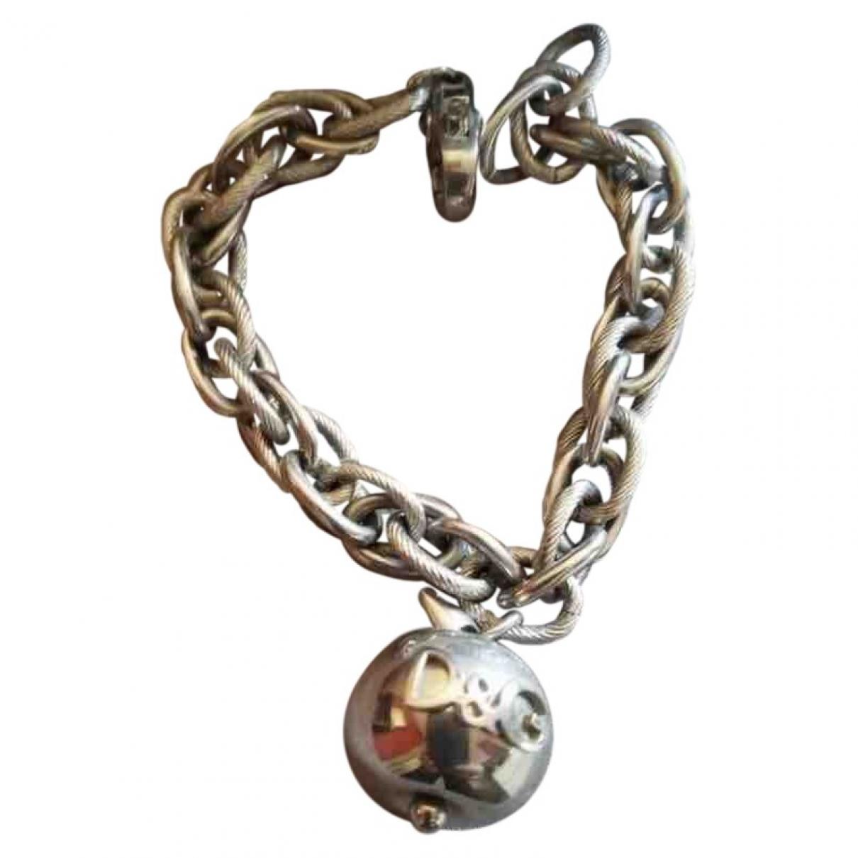 Dolce & Gabbana - Bracelet   pour femme en metal - argente