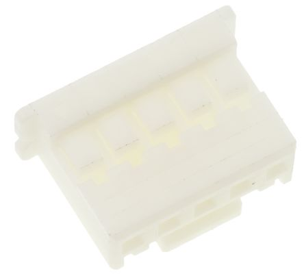 JST , PA Female Connector Housing, 2mm Pitch, 5 Way, 1 Row (10)