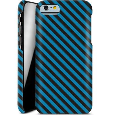 Apple iPhone 6s Smartphone Huelle - Stripes von caseable Designs