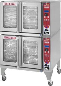 HV-100E DBL HydroVection Series Energy Star Electric Oven with Steam and Convection Heating  Compact 38
