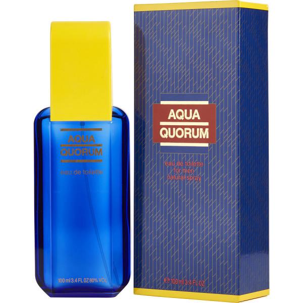 Aqua Quorum - Antonio Puig Eau de toilette en espray 100 ML
