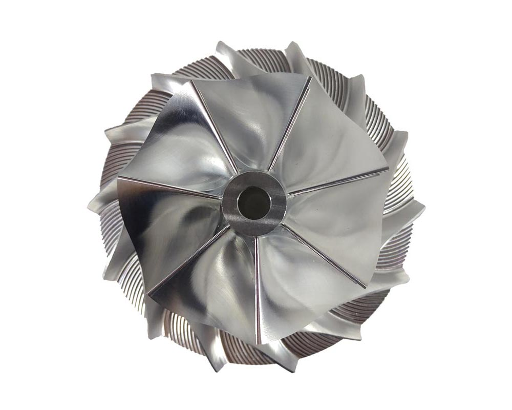 Rotomaster H1350516N Billet Compressor Wheel Dodge 2003 5.9L 6-Cyl