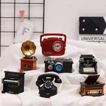 1pc Mini Vintage Decorative Object