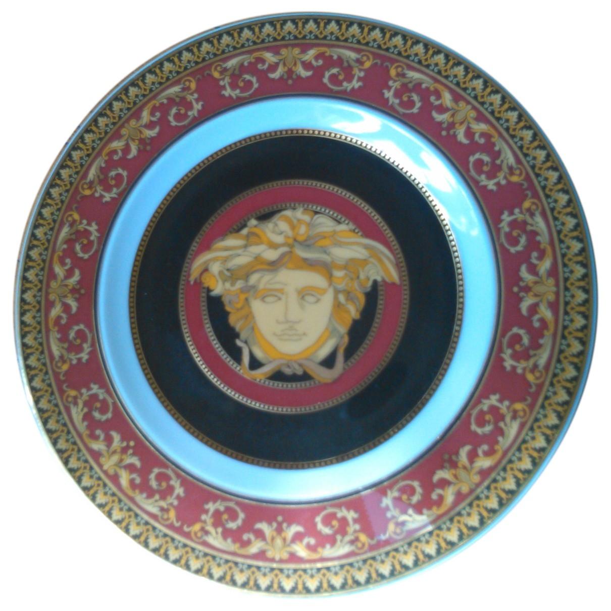 Versace - Objets & Deco   pour lifestyle en ceramique - rouge