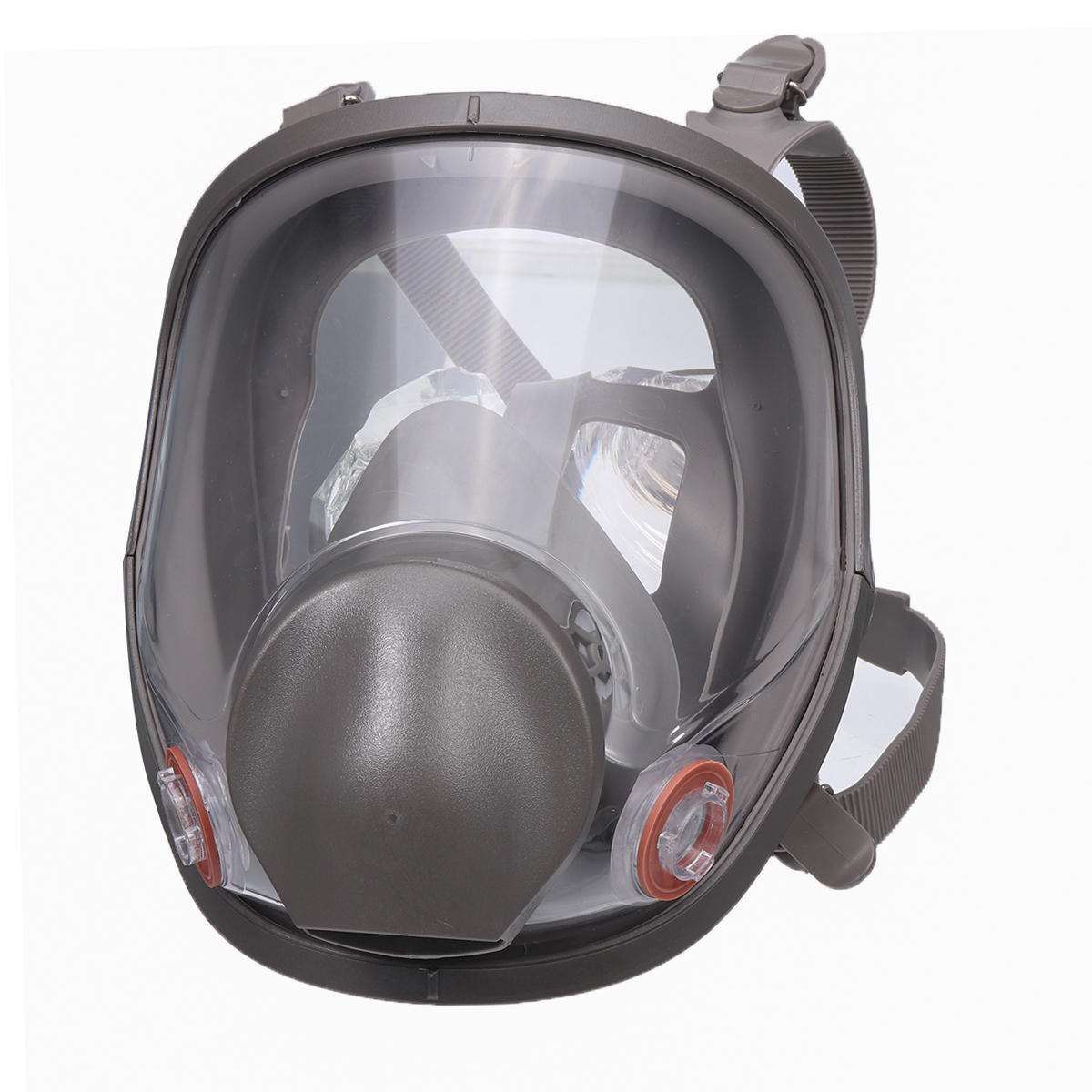 Reusable 6800 Full Face Gas Mask Spraying Painting Respirator Silicone Facepiece