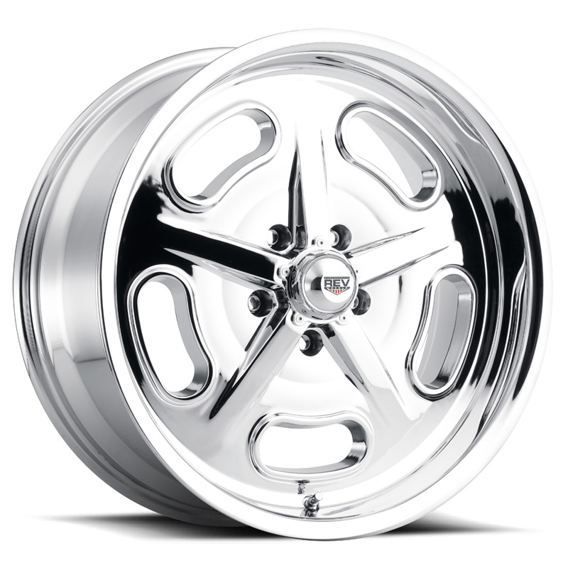 111 Classic Salt Flat Series 20x8.5 5x127 00MM Chrome REV Wheel