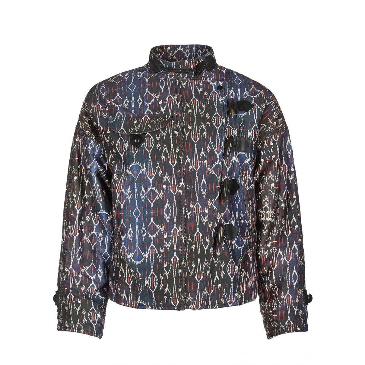 Isabel Marant N Blue Cotton jacket for Women 6 UK