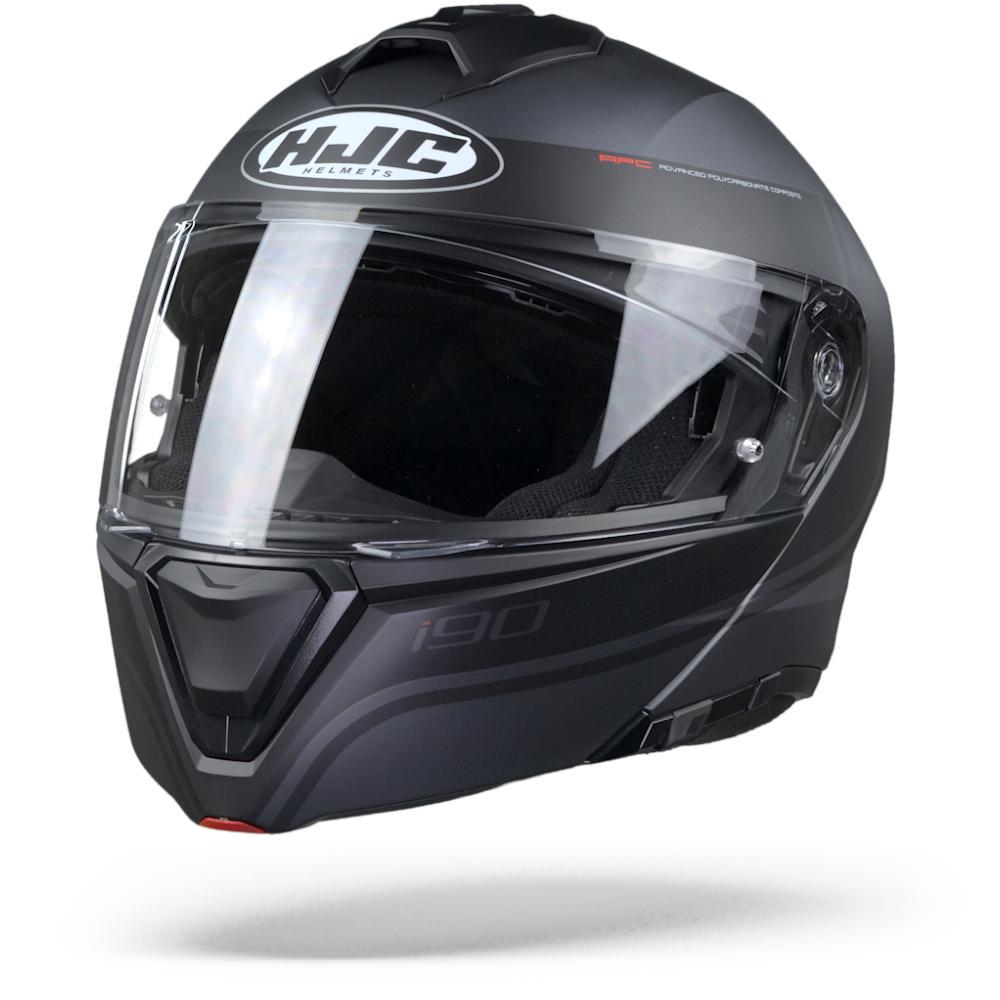 HJC I90 Davan Casco Modular Negro  L