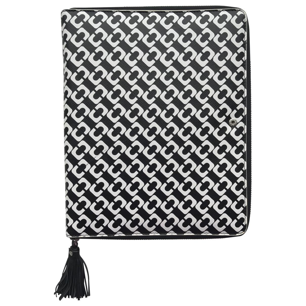 Diane Von Furstenberg \N Black Leather Accessories for Life & Living \N