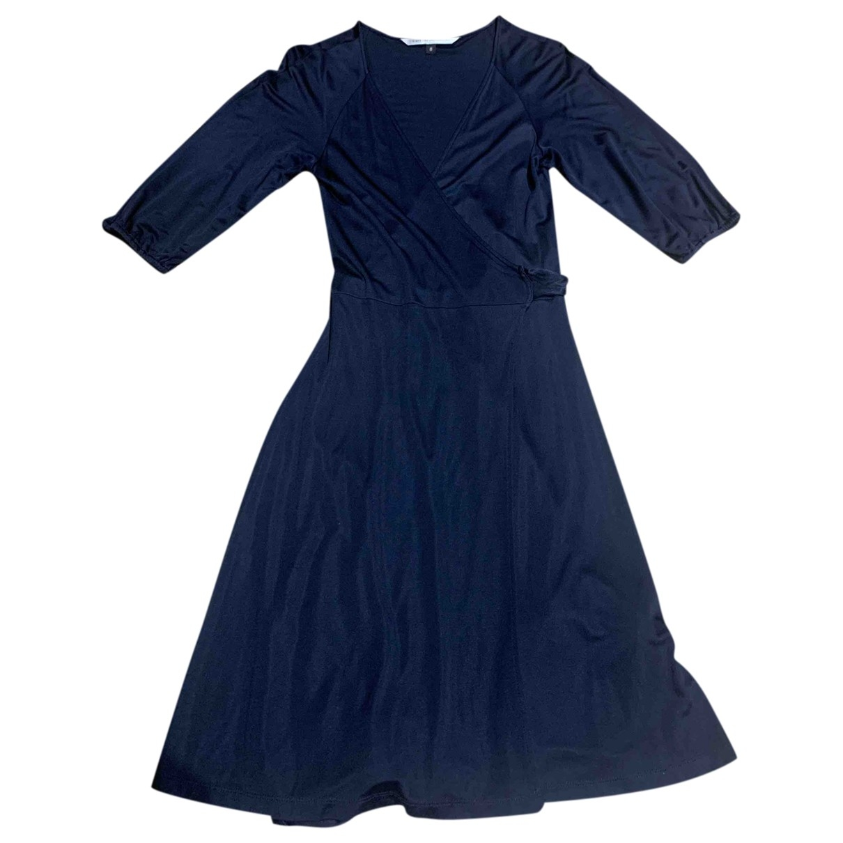 Diane Von Furstenberg \N Blue dress for Women 8 US