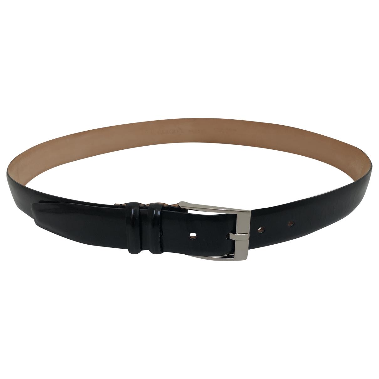 Cinturon de Cuero Il Gergo