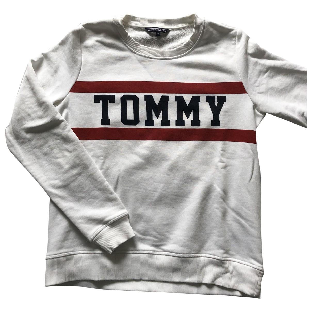 Tommy Hilfiger \N White Cotton Knitwear for Women M