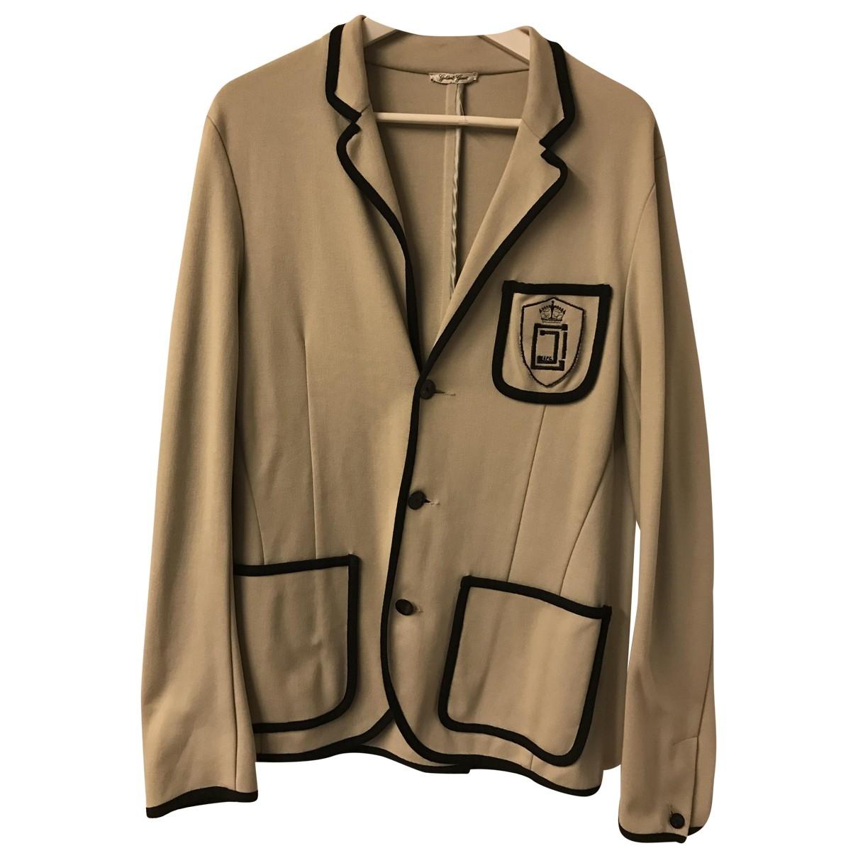 Golden Goose \N Beige Cotton jacket  for Men M International